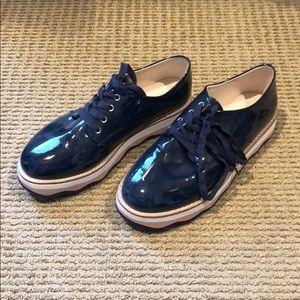 Zara bowling shoes